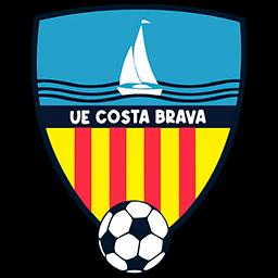 UE Costa Brava Nuevo escudo