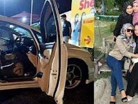 Bersahabat Sampai Mati, 4 Mahasiswi Ini Bernasib Tragis Ketika Beristirahat di dalam Mobil