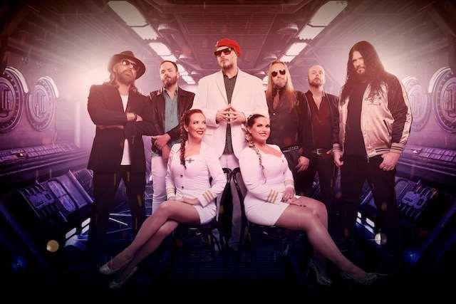 "THE NIGHT FLIGHT ORCHESTRA: Video για το νέο single ""Transmissions"""