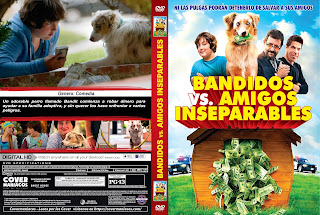 BANDIDOS VS. AMIGOS INSEPARABLES – THE BANDIT HOUND – 2016 [COVER – DVD]