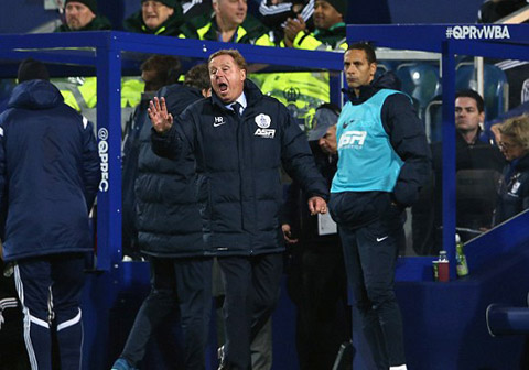QPR - Harry Redknapp