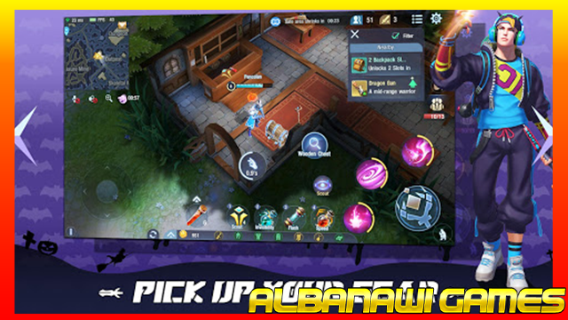 تحميل لعبة Survival Heroes apk للأندرويد من الميديا فاير