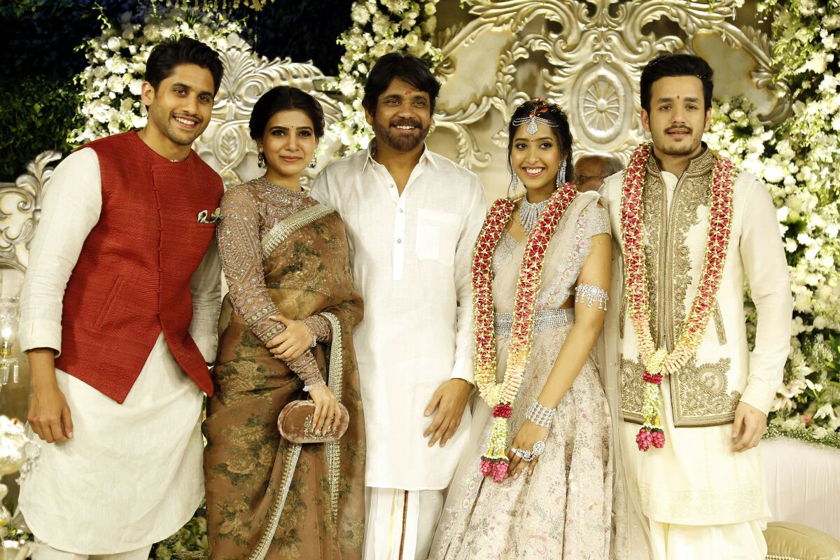 Akkineni Akhil Engagement photos-HQ-Photo-3