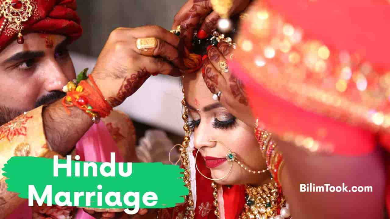 Hindu Marriage - Aims, Forms, and Types of Hindu Marriage