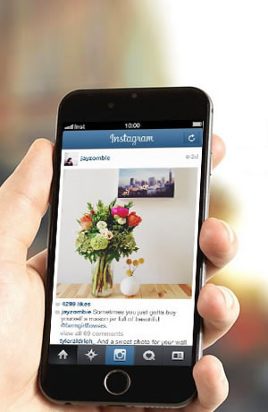 Instagram is a perfect platform for eCommerce
