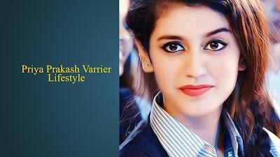 Priya Prakash Varrier BIO