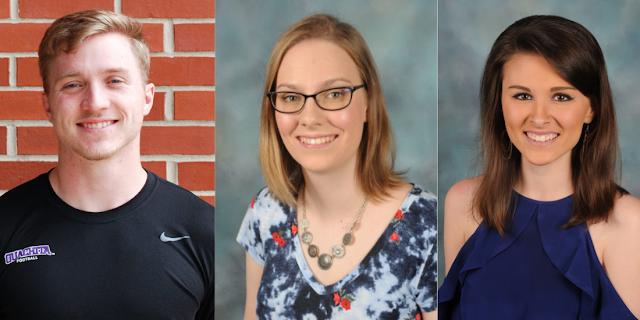 Ouachita honors students at annual 2019 Academic Achievement Banquet