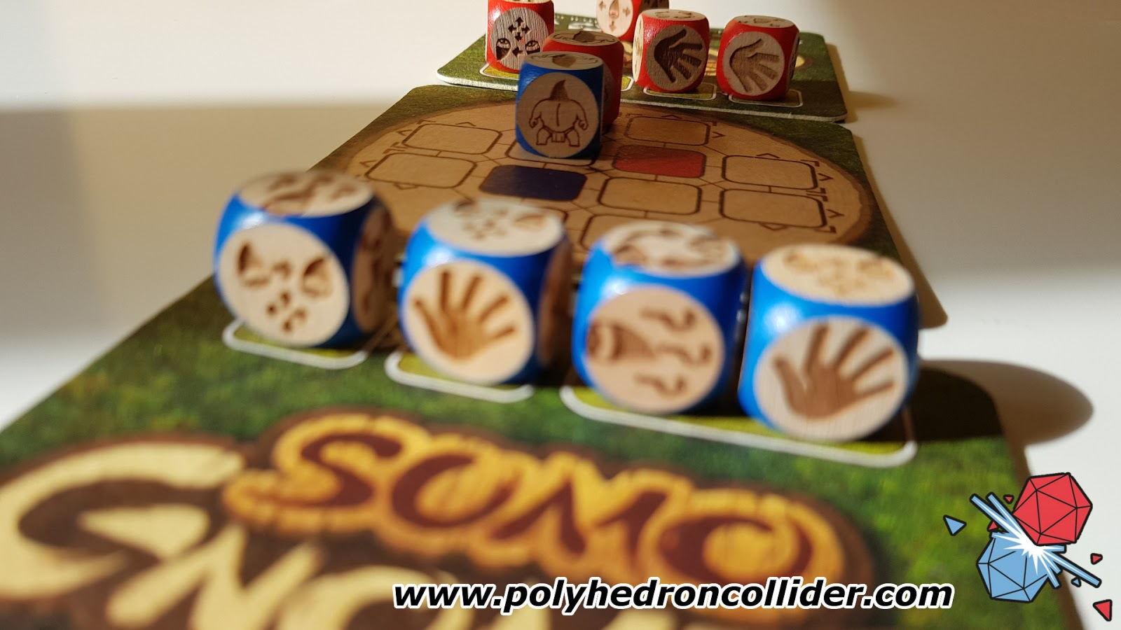 Sumo Gnomes Kickstarter Review - In Play Long Shot