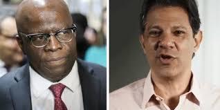 Haddad e Barbosa criticam acenos de Bolsonaro a milícias