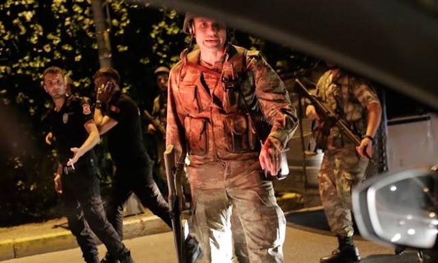 Τούρκος στρατιωτικός ζήτησε άσυλο στις ΗΠΑ μετά το πραξικόπημα