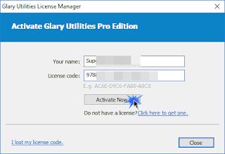 برنامج Glary Utilities 5.74.0.95 -  تحميل وتفعيل اقوى برنامج حماية واصلاح الكمبيوتر  glary utilities 5