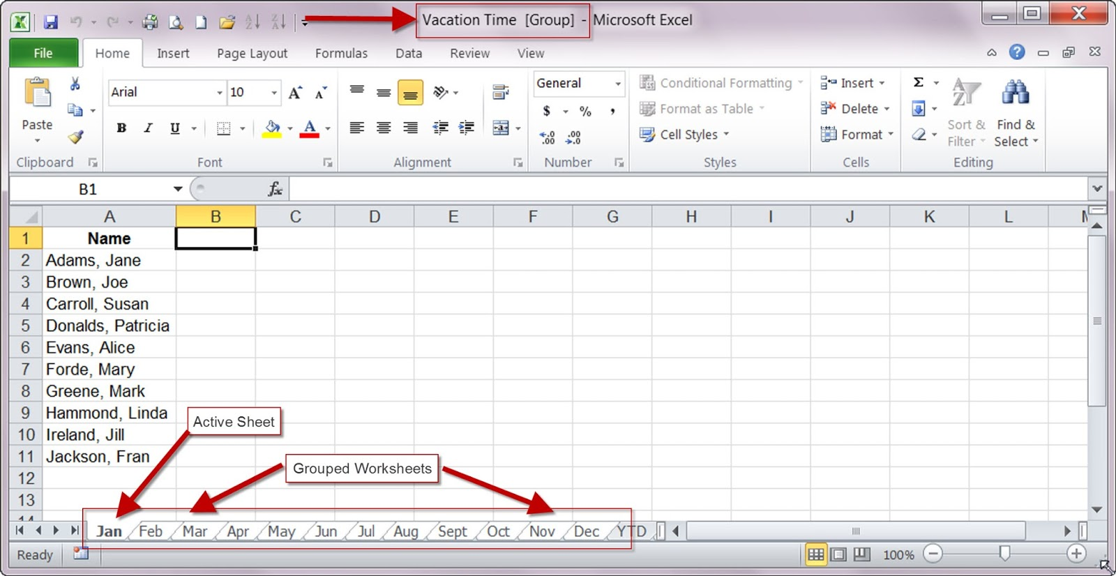 Worksheet Grouping Worksheets In Excel Grass Fedjp