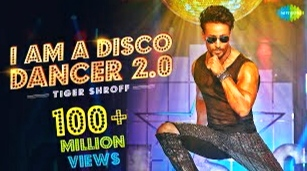 I Am A Disco Dancer 2.0 :- Best Hindi song Lyrics BEST OF Tiger Shroff