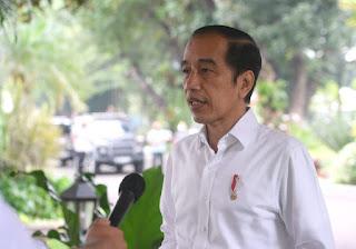 Ucapan Bela Sungkawa Presiden Jokowi untuk Musibah NTT dan NTB