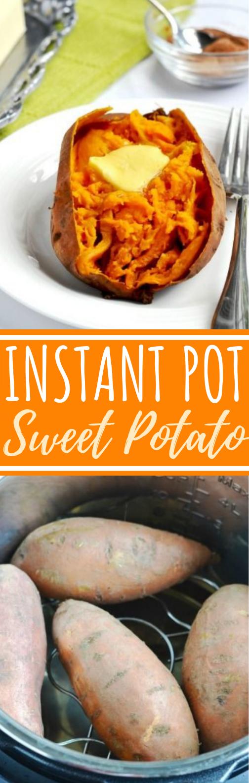 Instant Pot Sweet Potatoes #vegan #vegetarian #dinner #stew #glutenfree