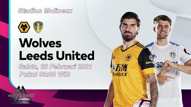Prediksi Wolverhampton Wanderers Vs Leeds United