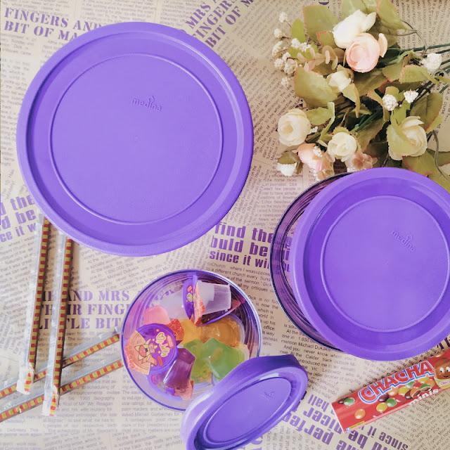 Medina Plastic Foodware