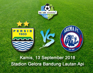 Persib VS Arema FC 13 September 2018