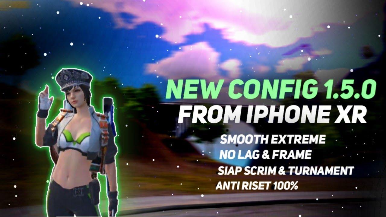 Config pubg mobile 1.5.0 smooth extreme Pubg mobile, No Cheat, No Ban 100% No lag & Frame
