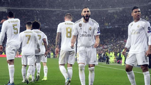 Gaji Skuad Utama Real Madrid Direduksi