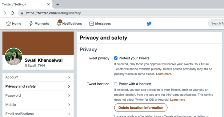A Twitter Bug Left Android Users' Private Tweets Exposed For 4 Years