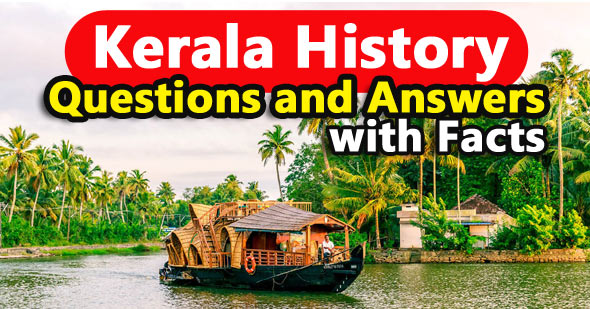 kerala history questions and answers