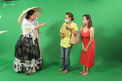 Heroines like Josefa Llanes Escoda will make their appearance in the web series to guide the characters in their financial journey
