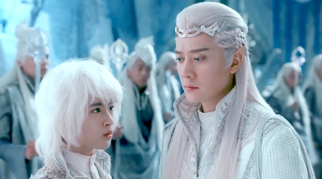 2016 Chinese drama Ice Fantasy