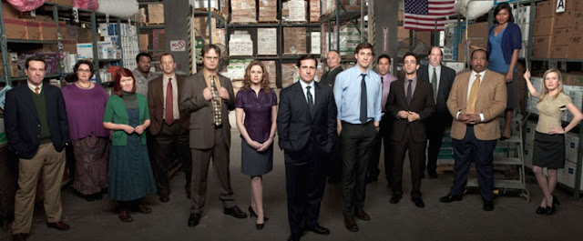 Controle remoto: The Office