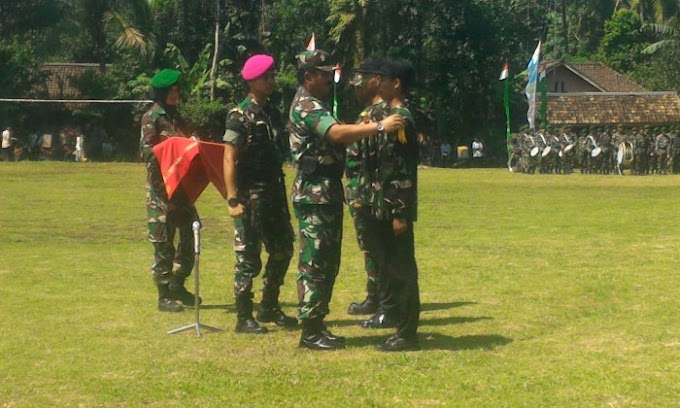 Panglima TNI Resmi Tutup TMMD ke-104 Kodim 0601/Pandelang