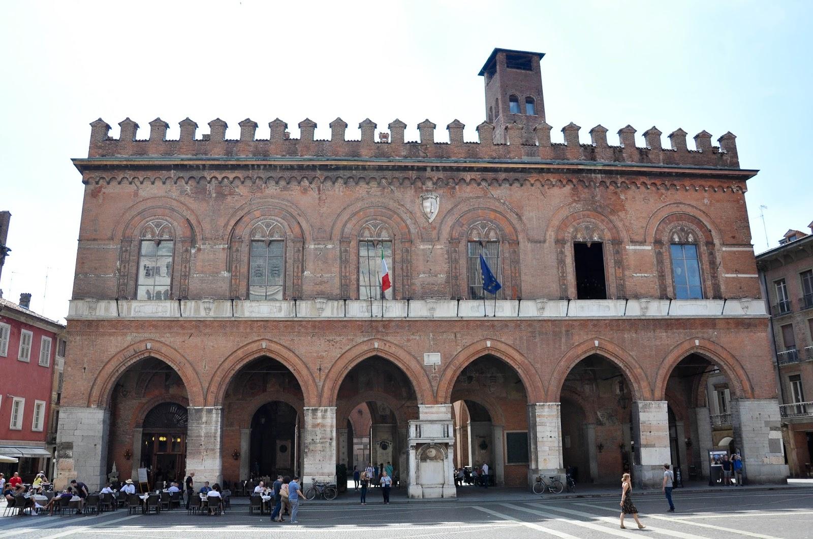 Palazzo Comunale, Cremona, Italy