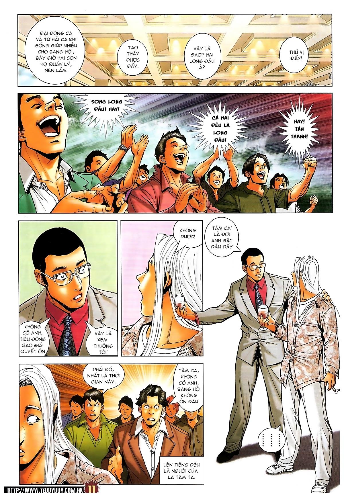 Người Trong Giang Hồ - Ngũ Hổ qui thiên - Chapter 1728: Bình phân Thiên Hạ - Pic 8