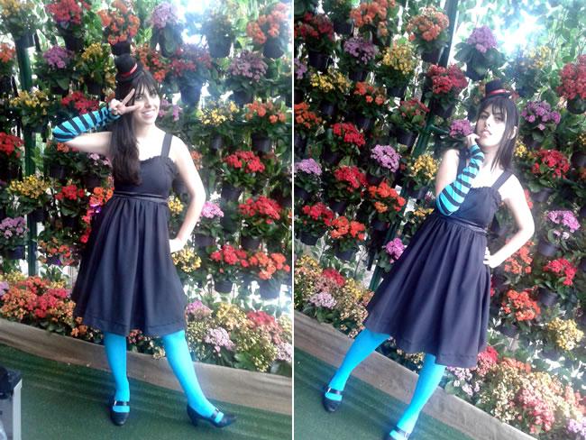 cosplay Mio Akiyama