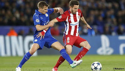 Saul Niguez  will stay until June 2026