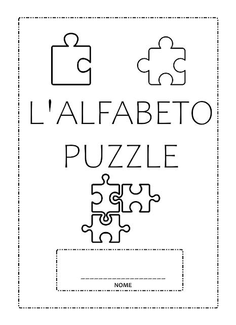 La Maestra Linda Alfabeto Puzzle