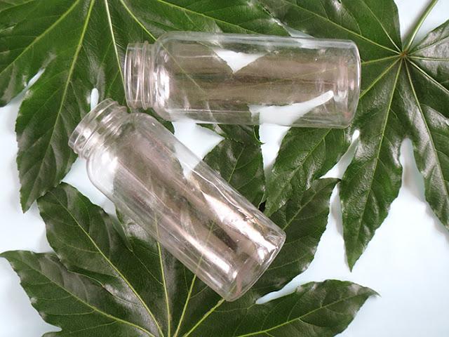 Aus Kunststoff Gefäßen ein Upcycling Diy gestalten