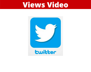 Jasa Tambah Views Video Twitter (100 Viewers)