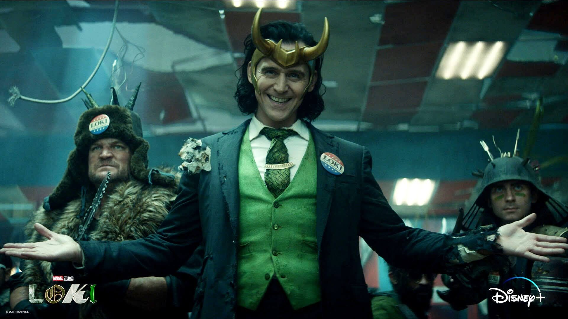 Loki : トムさん主演のマーベル配信シリーズの第3作め「ロキ」と「スター・ウォーズ」のアニメの配信シリーズ「ザ・バッド・バッチ」をリリースする配信開始日を、Disney+ が発表 ! !