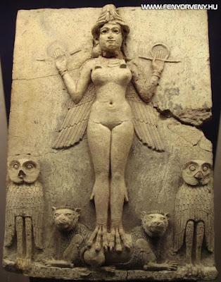 Inanna,a földönkívüli