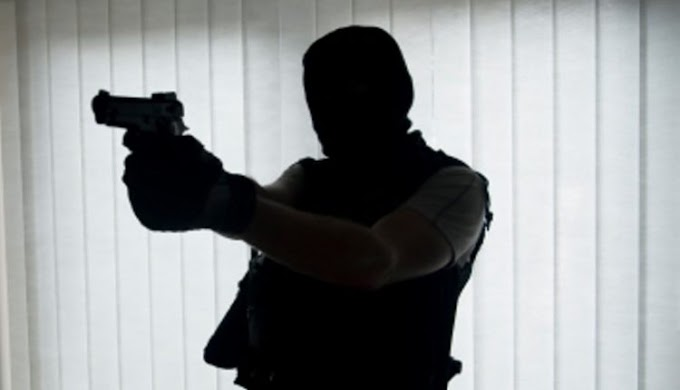 Armed robbers shoot 3-year-old girl in Tema