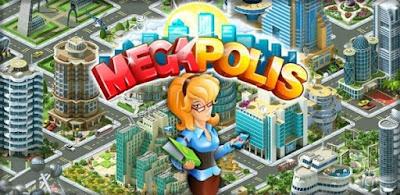 Download Megapolis Apk v3.50 Mod Full Unlocked Terbaru