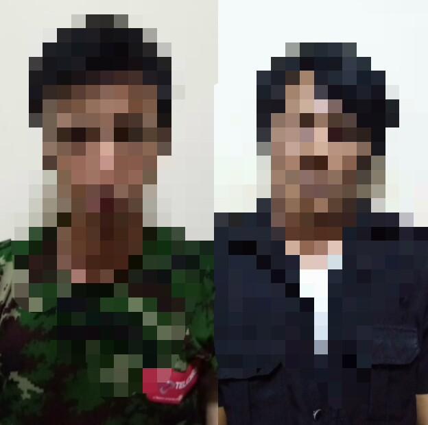 Polresta Tangerang Amankan Dua Pria Penyalahgunaan Narkoba jenis Sabu