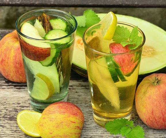 The best detox drink before bed to lose 10 pounds in one week