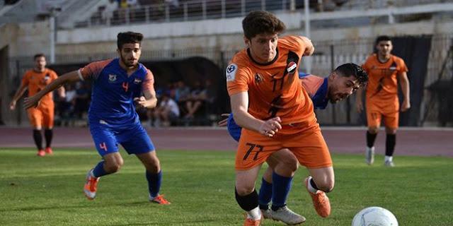 بث مباشر مباراة الاتحاد والكرامة اليوم 03-07-2020 الدوري السوري