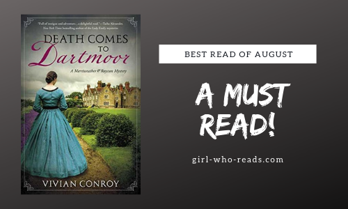 Death Comes to Dartmoor by Vivian Conroy