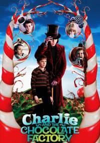 Charlie and the Chocolate Factory 2005 Hindi English Telugu Tamil Full Movies 480p HD