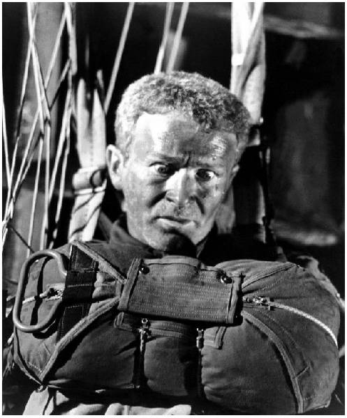 The Soldier on the Bell Tower in The Longest Day