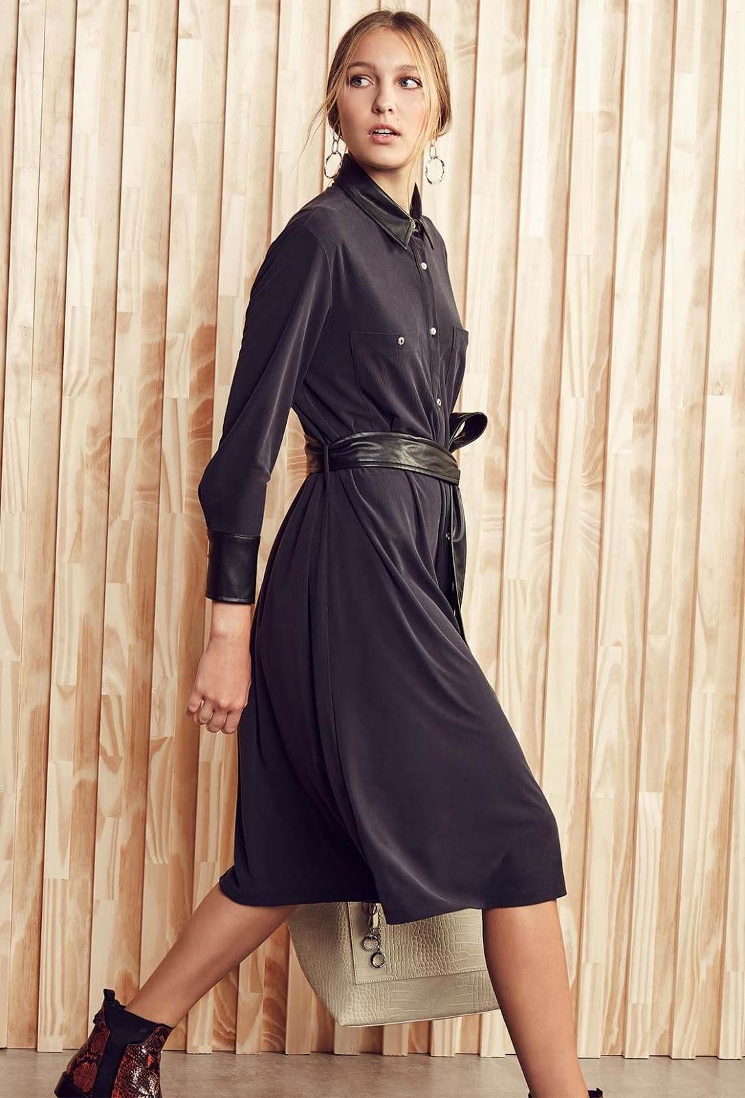 Moda invierno 2020 ropa de mujer 2020 invierno.
