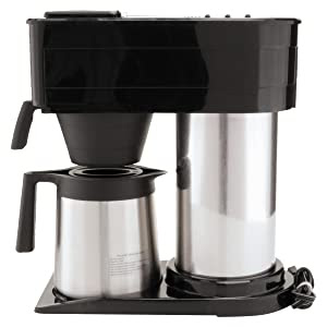 The BUNN BT Velocity Brew 10-Cup Thermal Carafe Home Coffee Brewer