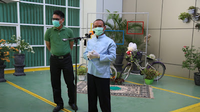 RS BP Batam Menuju Green Hospital